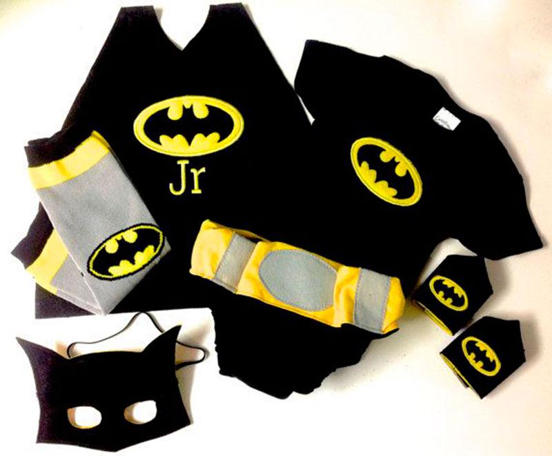 roupa do Batman