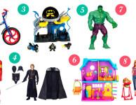 Presentes de Natal: 20 ideias para surpreender seus filhos