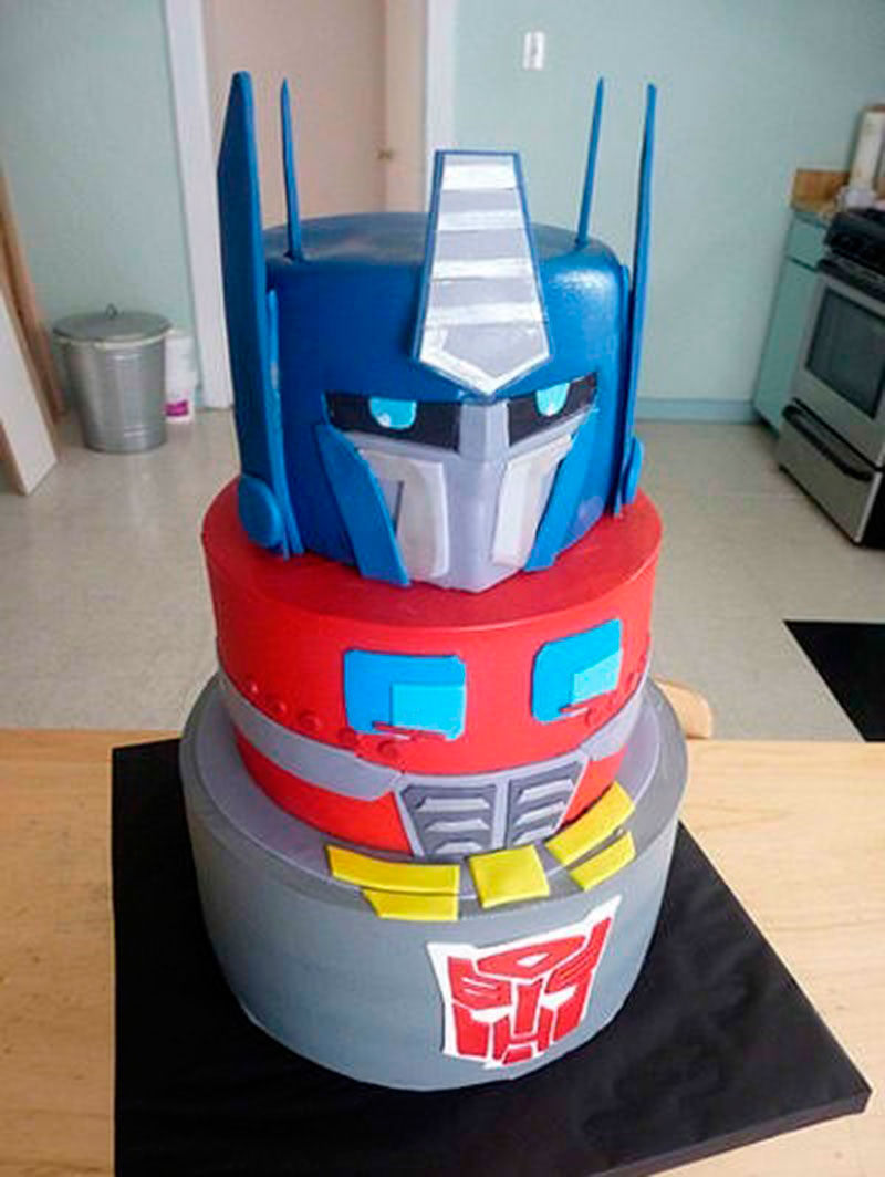 Ares Cake