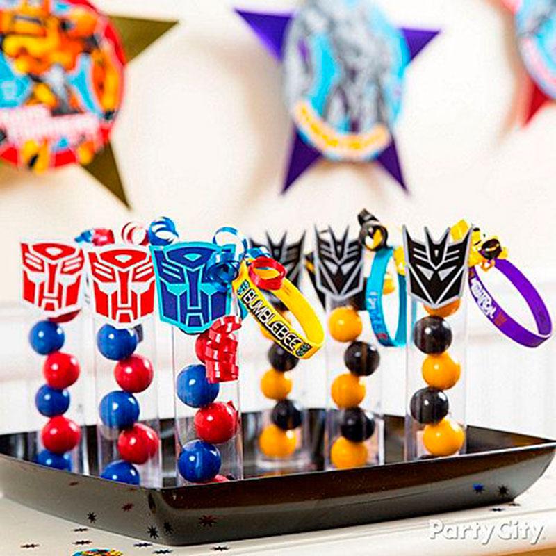 Festa Transformers 30 ideias para o aniversário do seu filho