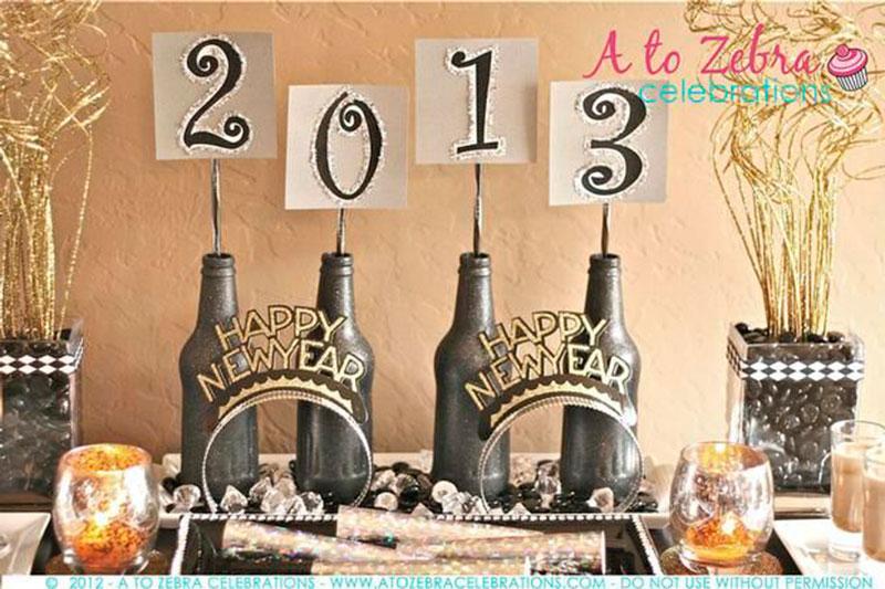 ideia de ano novo