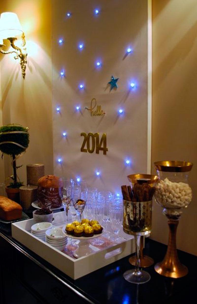 mesa de ano novo