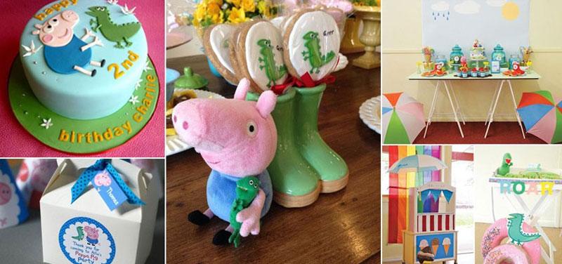 20 ideias para Festa George Pig