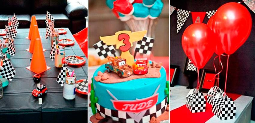 41 ideias para festa infantil tema carros