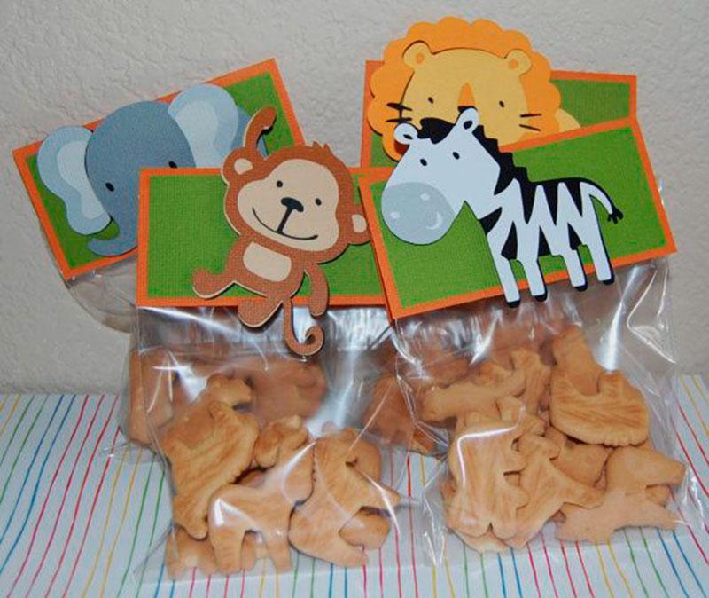 biscoito safari