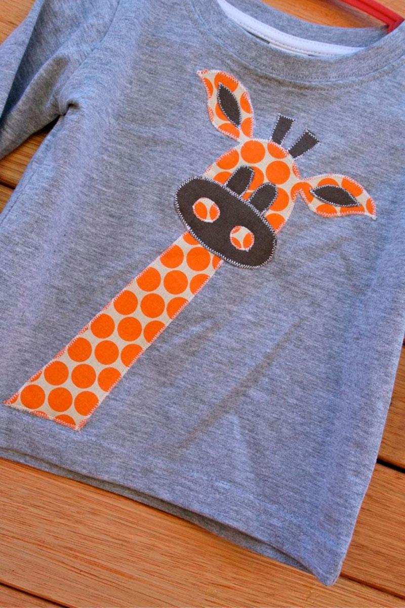 blusinha girafinha