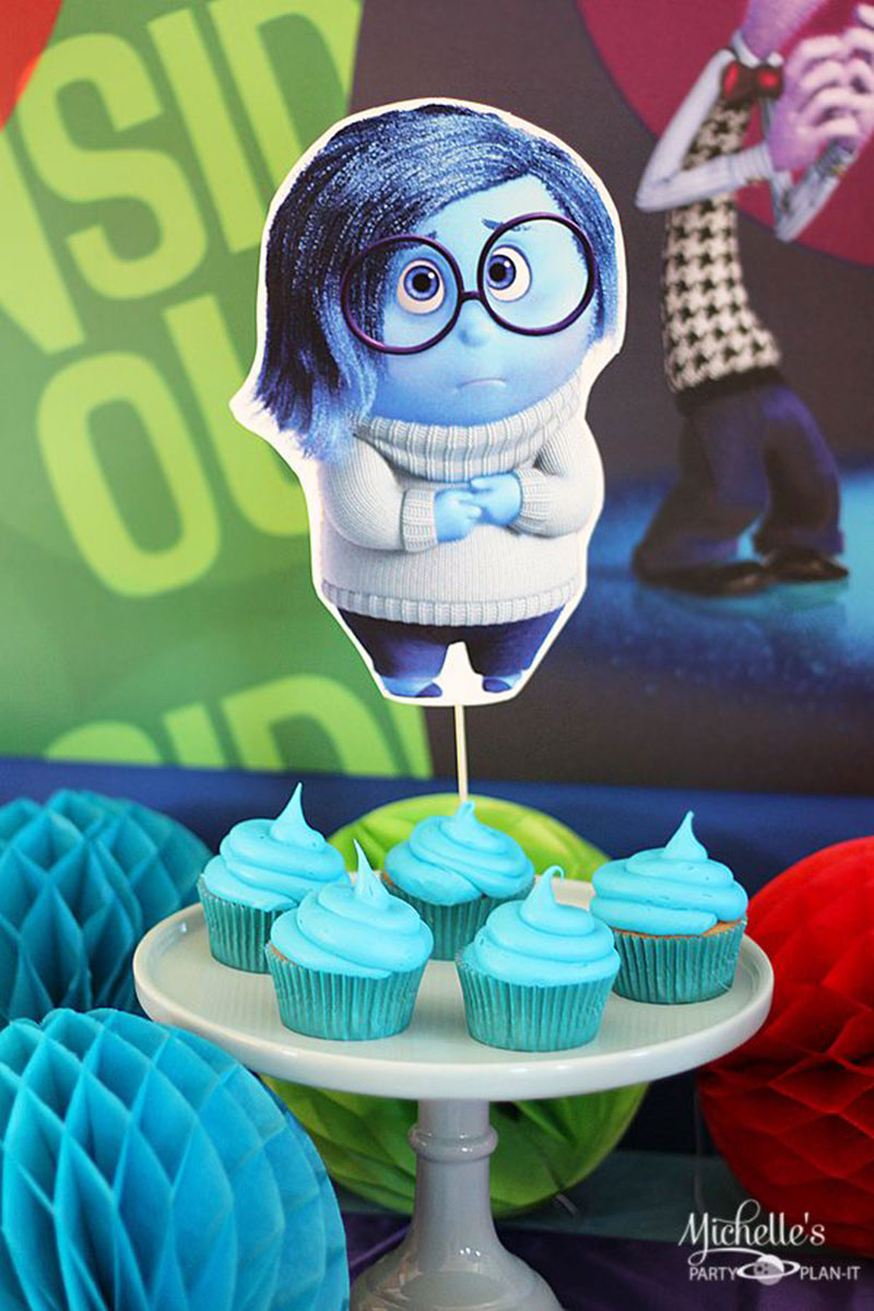 cupcake tristeza