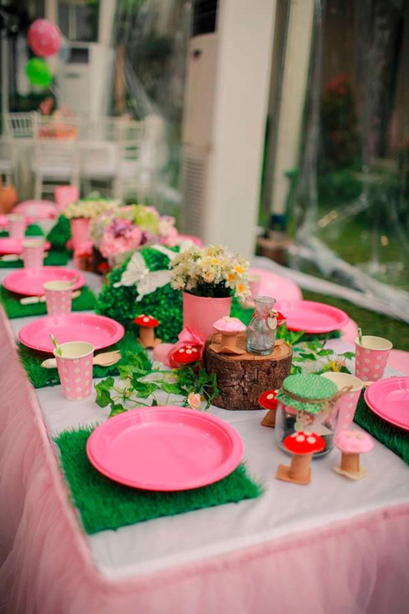 mesa para meninas