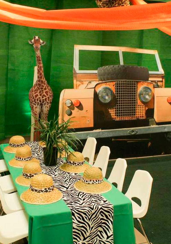 mesa safari