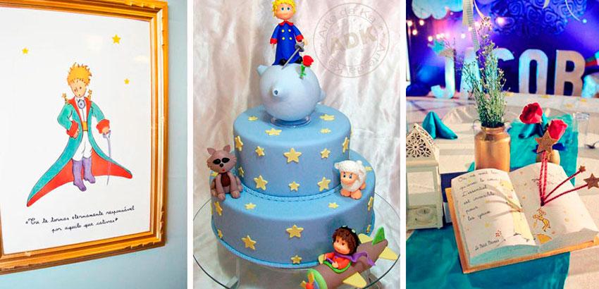 Festa Pequeno Príncipe: 50 inspirações para festa infantil-festa infantil menino