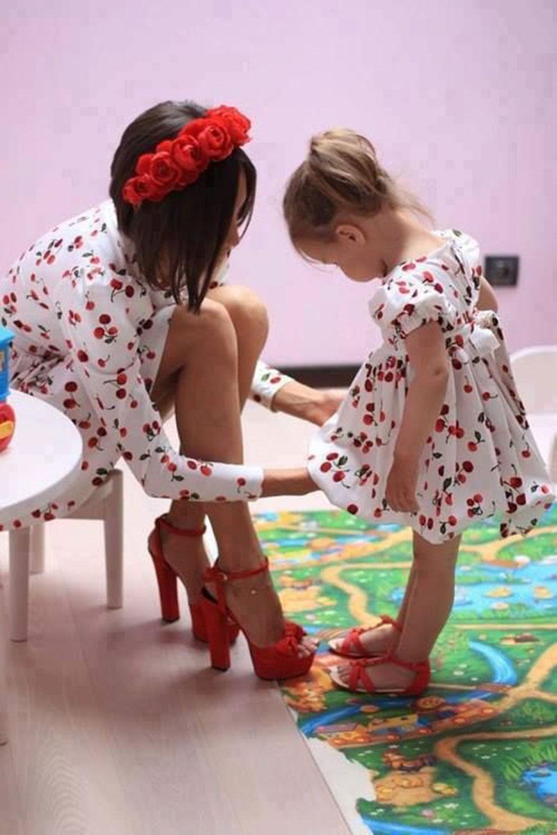 arrumando vestido