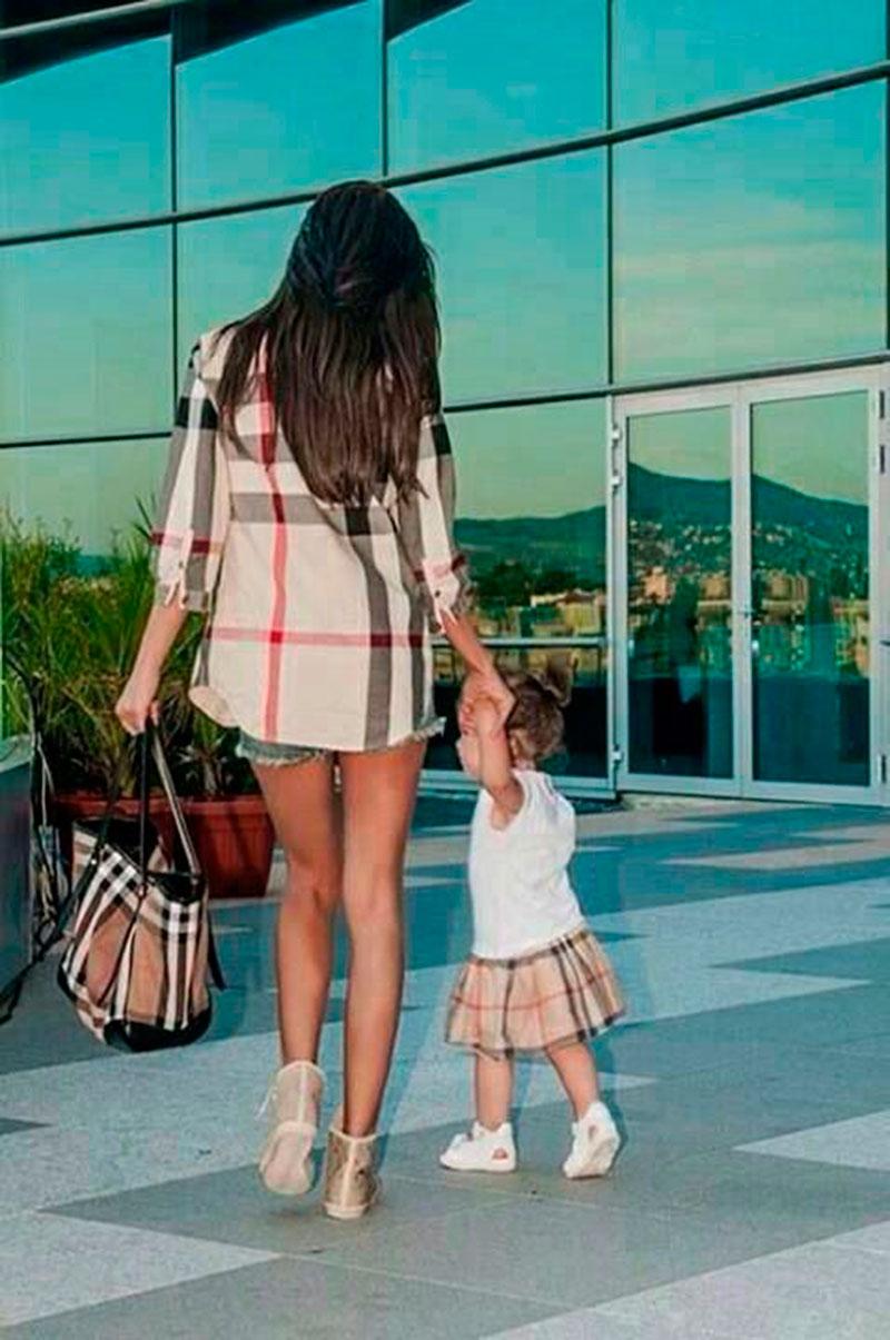moda mamae e filha