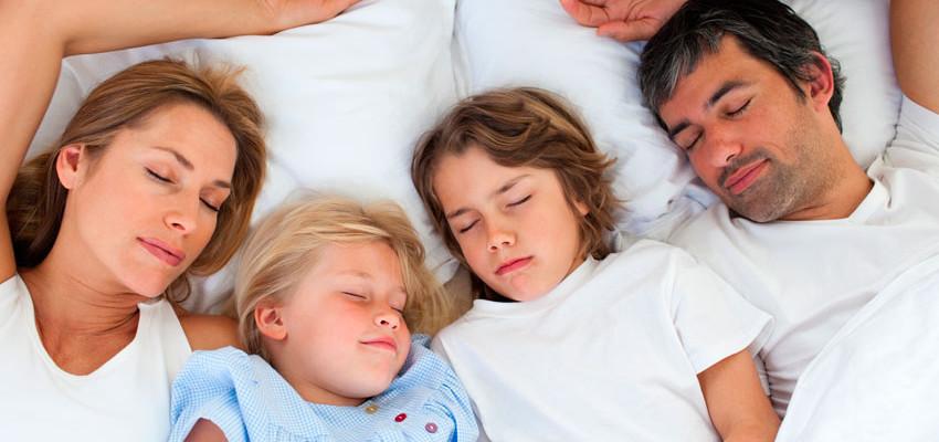 3 dicas inéditas de como tirar o filho da cama dos pais