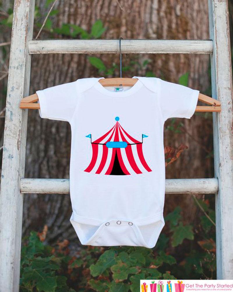 circo bebê
