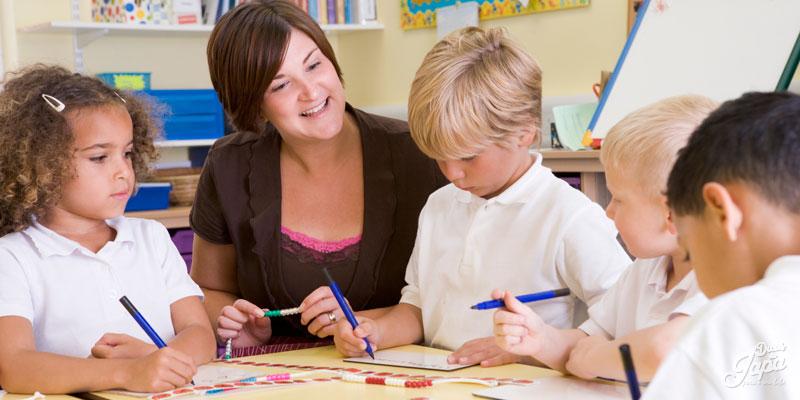 Proposta pedagógica da escola