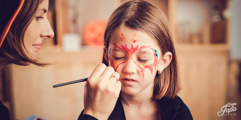 oficina maquiagem infantil