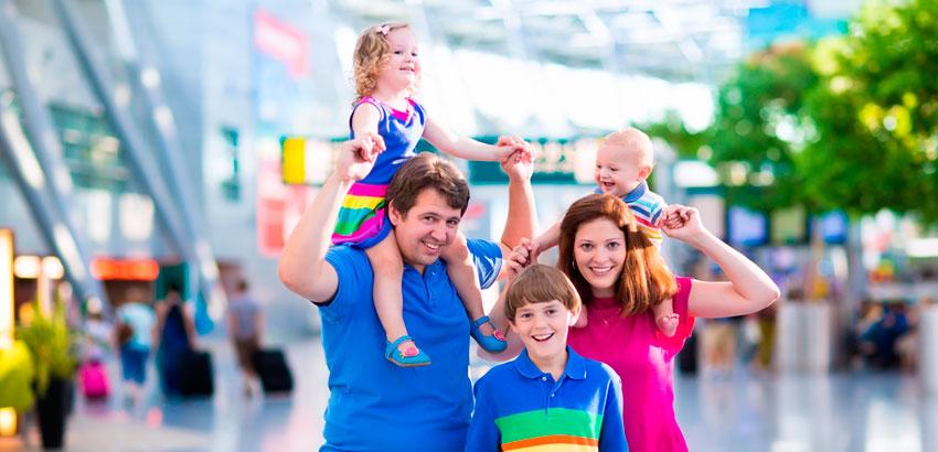 Viagem com crianças -4 destinos para varias faixas etarias