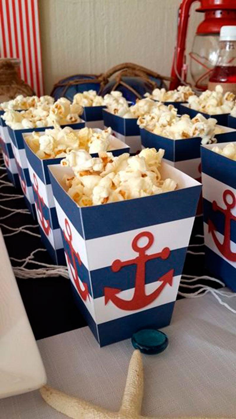 Festa marinheiro 60 ideias para festa nutica painel pipoca pipoca tema infantil thecheapjerseys Gallery