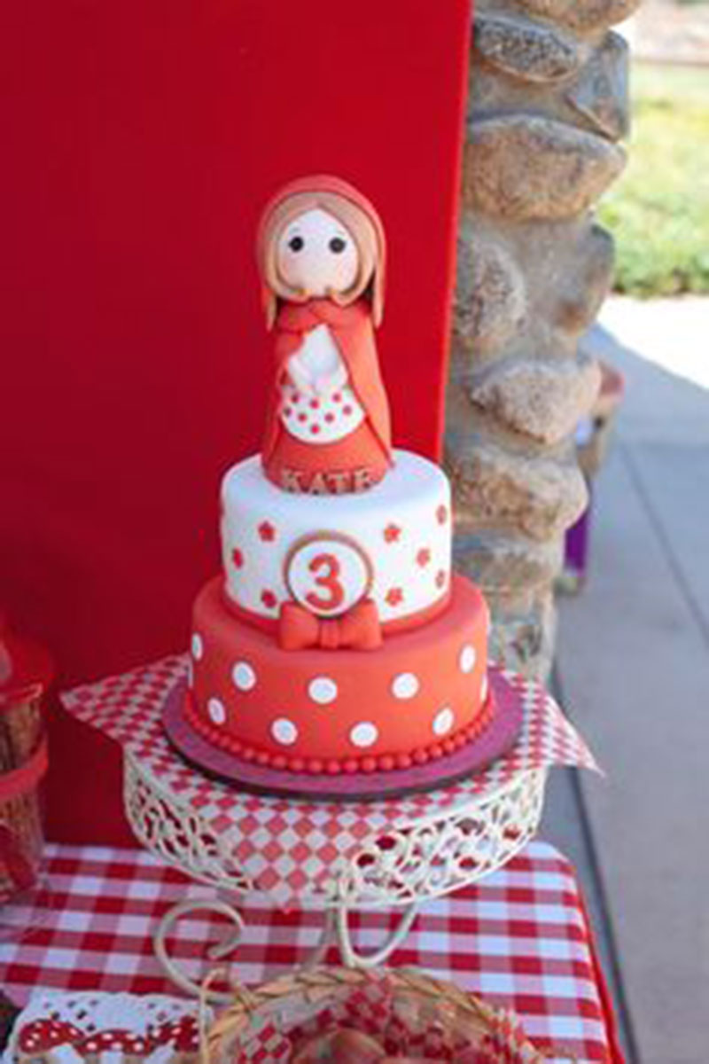 bolo para festa