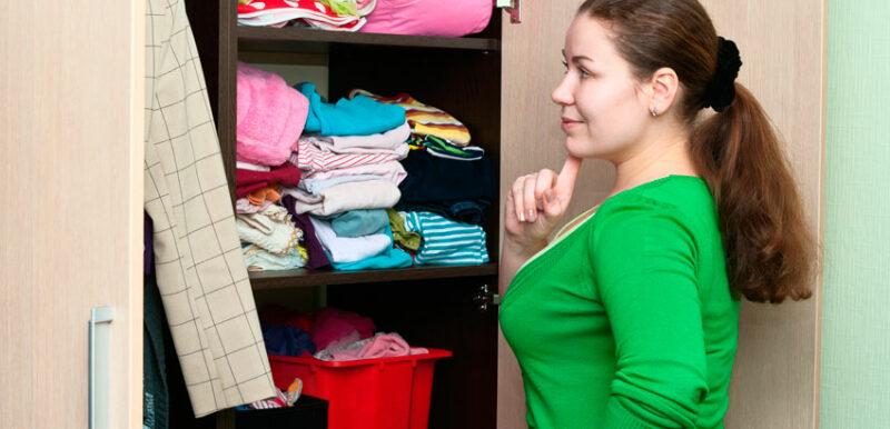 Dicas de organização: quarto compartilhando entre mãe e filho