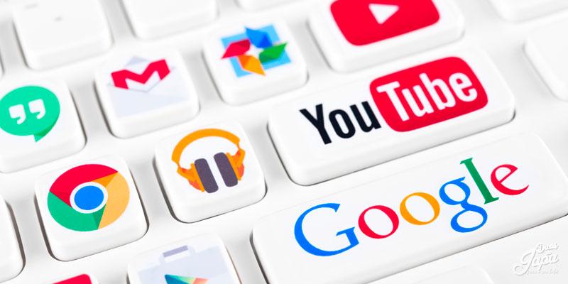 Google YouTube endometriose