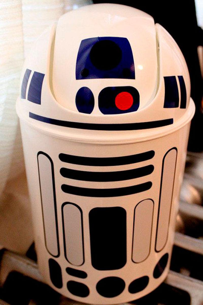 Star Wars R2-d2- personalizado