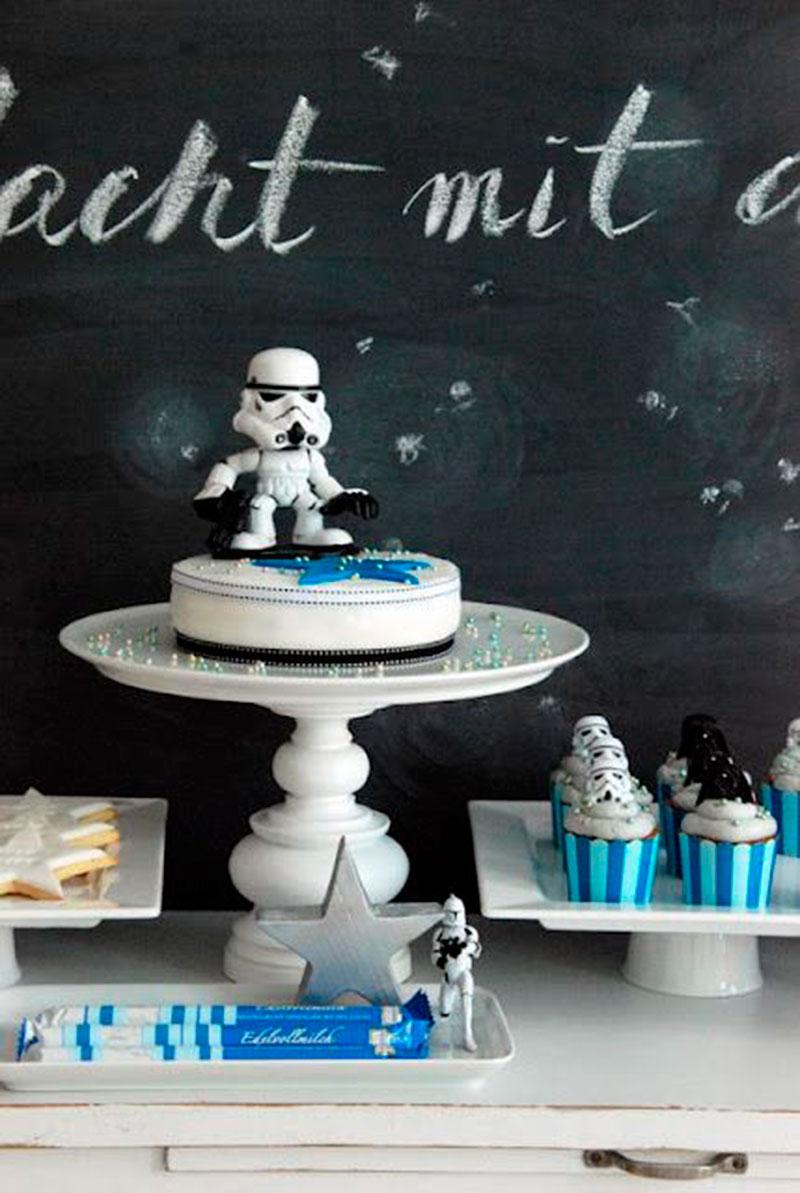 Stormtrooper festa infantil