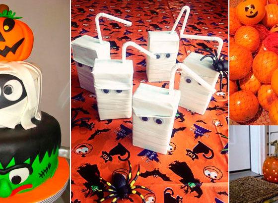 23 Inspirações para Festa de Halloween Infantil