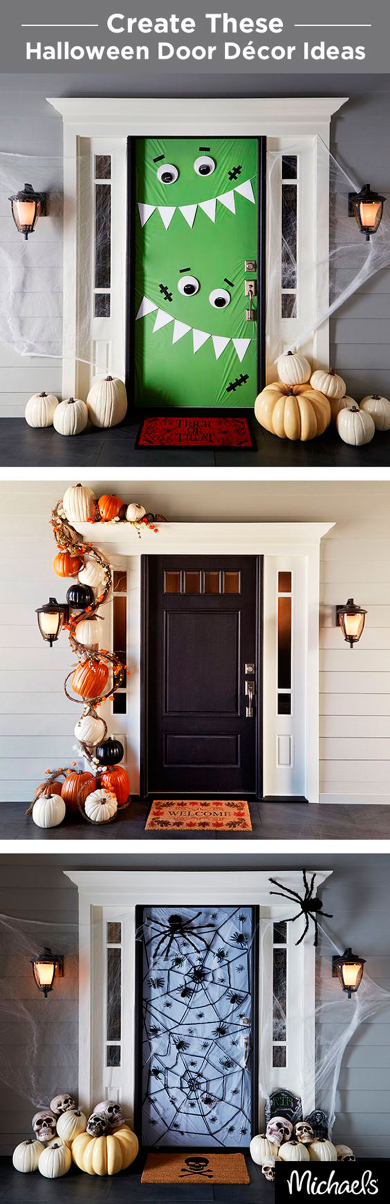 porta Halloween