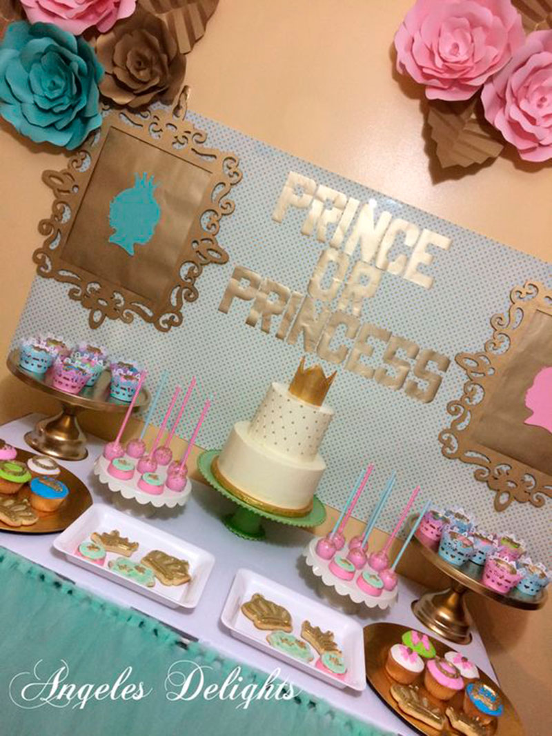 princesa ou principe