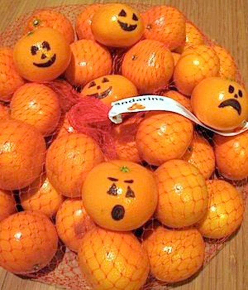 tangerina  Halloween