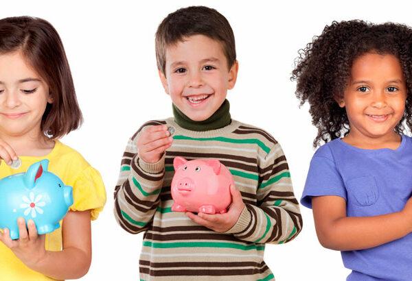 3 passos para introdução da educação financeira para crianças