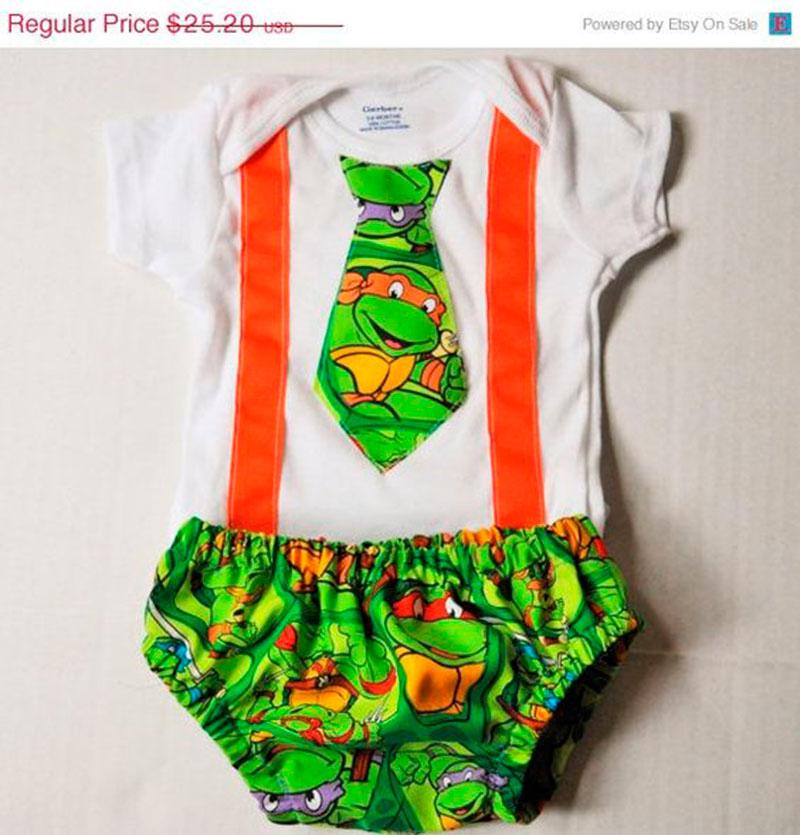 baby tartaruga ninja