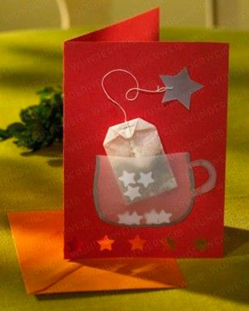 convite chá