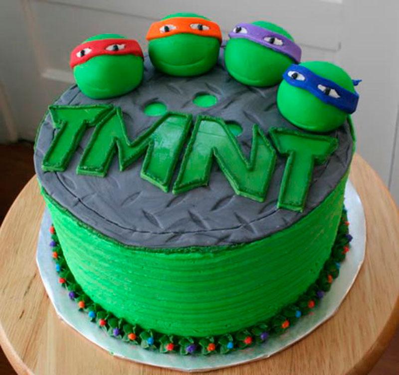 tartaruga ninja- bolo