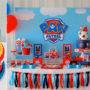40 melhores ideias para Festa Patrulha Canina para seu filho