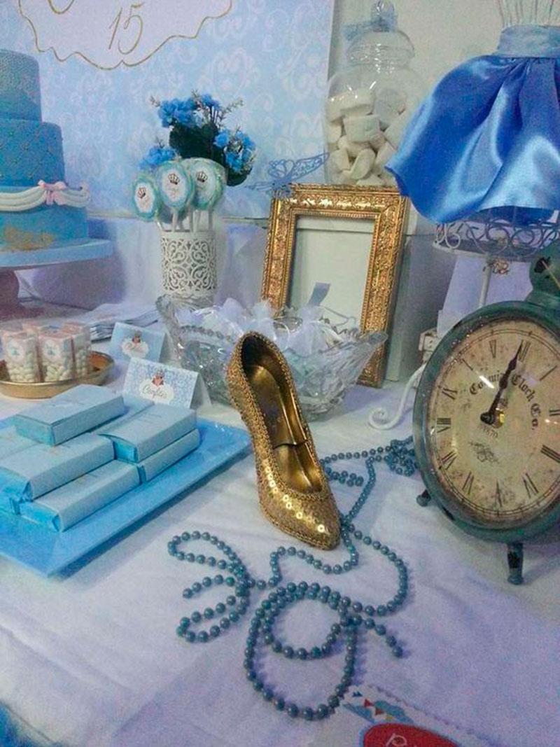 elemento festa Cinderela