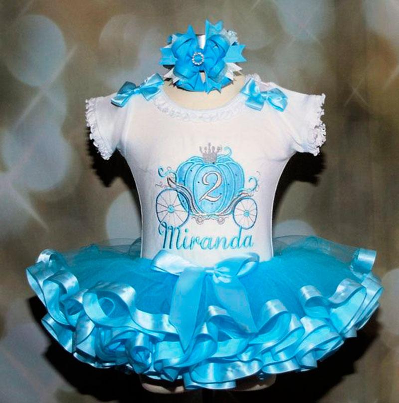 festa cinderela azul