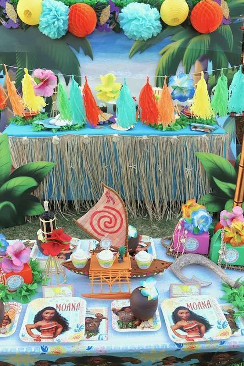 mesa festa moana