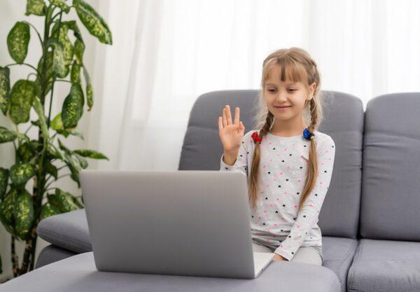 como fazer festa infantil online