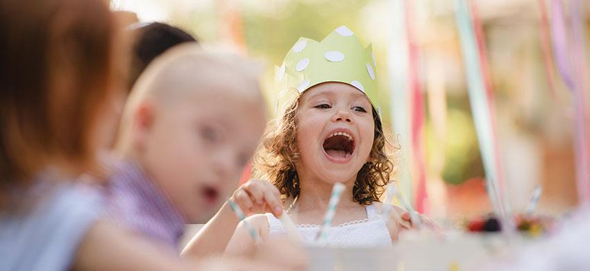 festa infantil gastando pouco - em casa