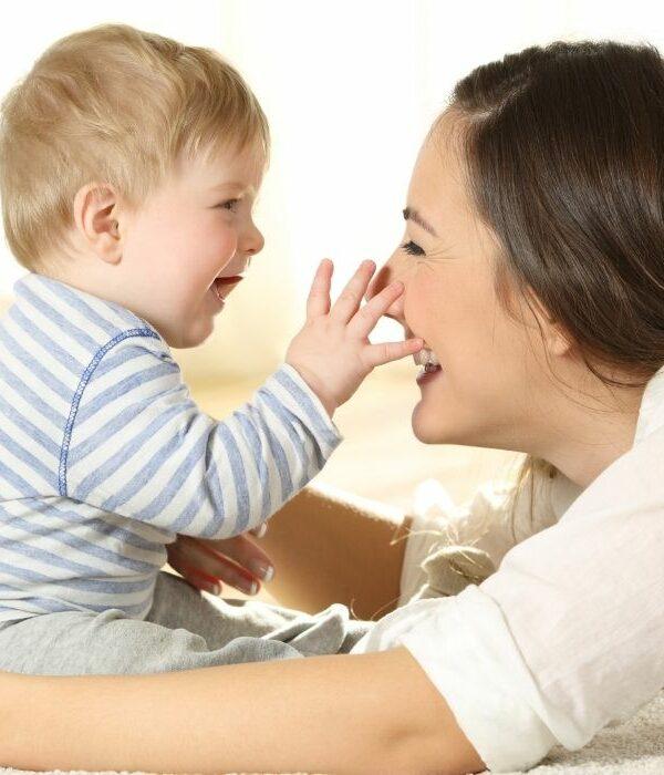 brincadeiras para bebê de 7 meses
